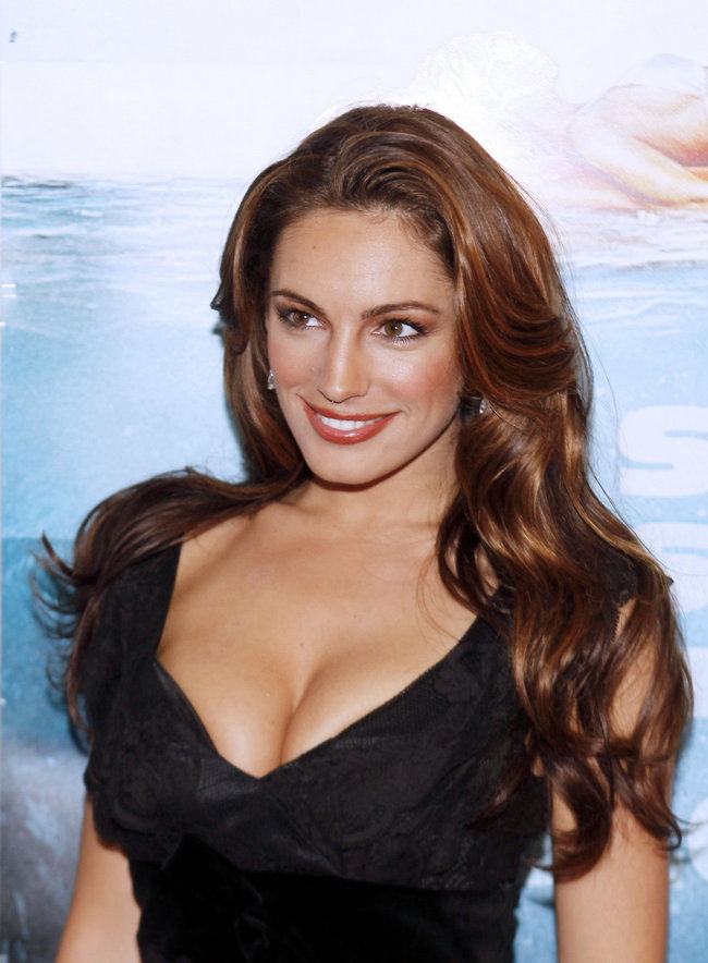 Kelly Brook, Piranha 3D 2010, France Premiere