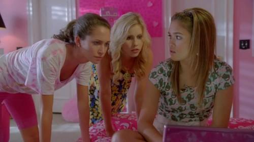 Jennifer Stone, Maiara Walsh, Meaghan Martin, Mean Girls 2