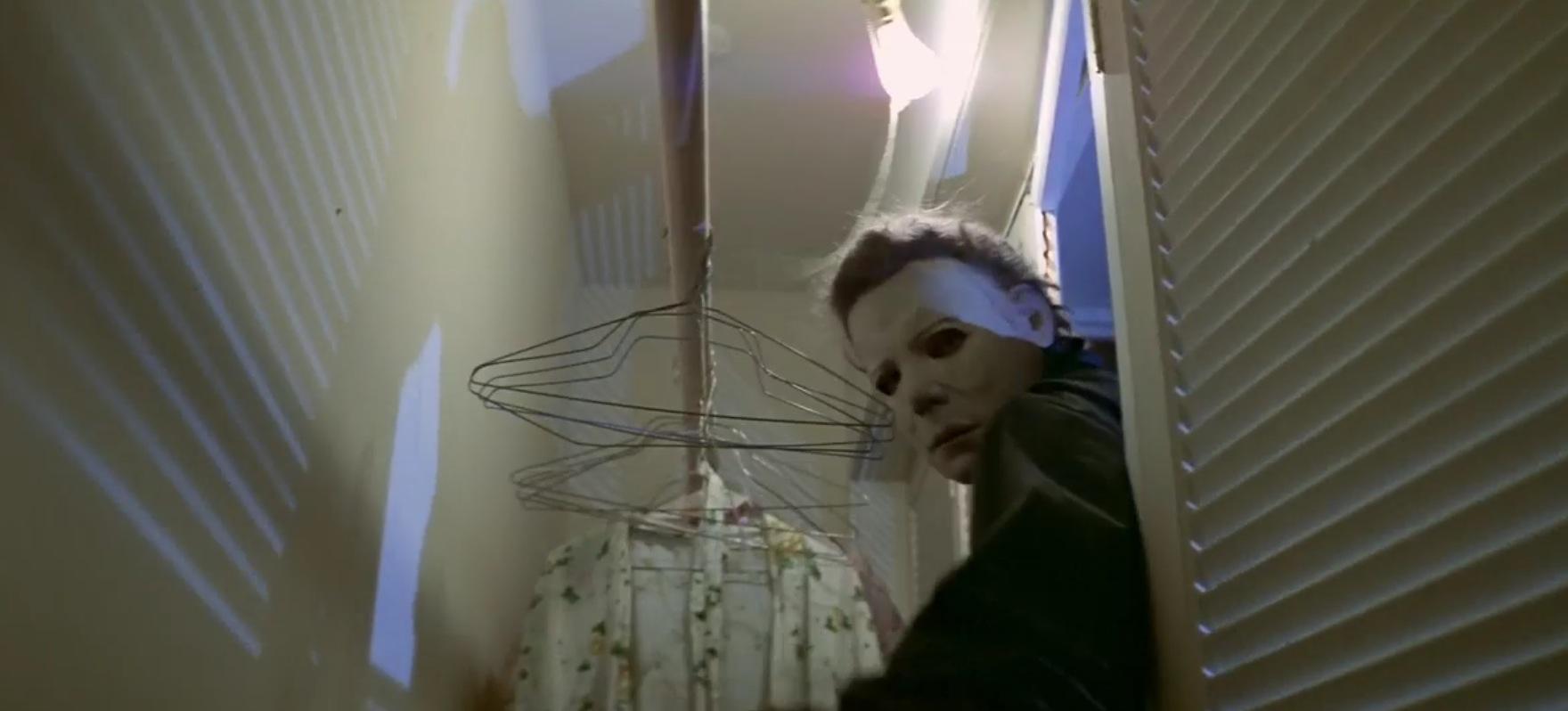 Tony Moran Halloween Closet