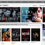 Apple's iTunes Movie Trailers Site: No More Downloading or 1080p Video