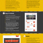 Email Newsletter Design Best Practices Infographic