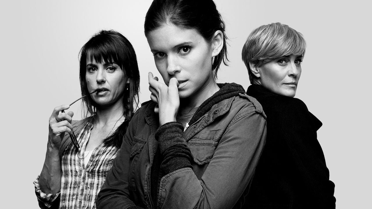 Constance Zimmer Robin Wright Kate Mara House of Cards